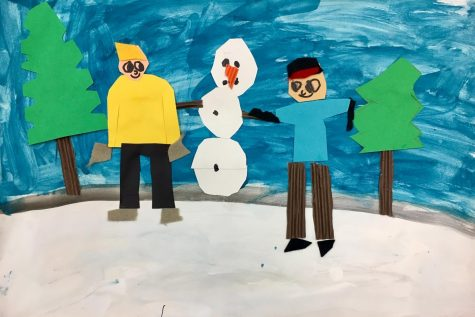 This work by Kaleb Freitas will appear in the annual all-Watertown Art Show at Watertown Mall from March 27-April 11, 2019.