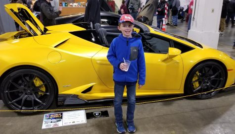 World of Wheels car show drives fans wild!